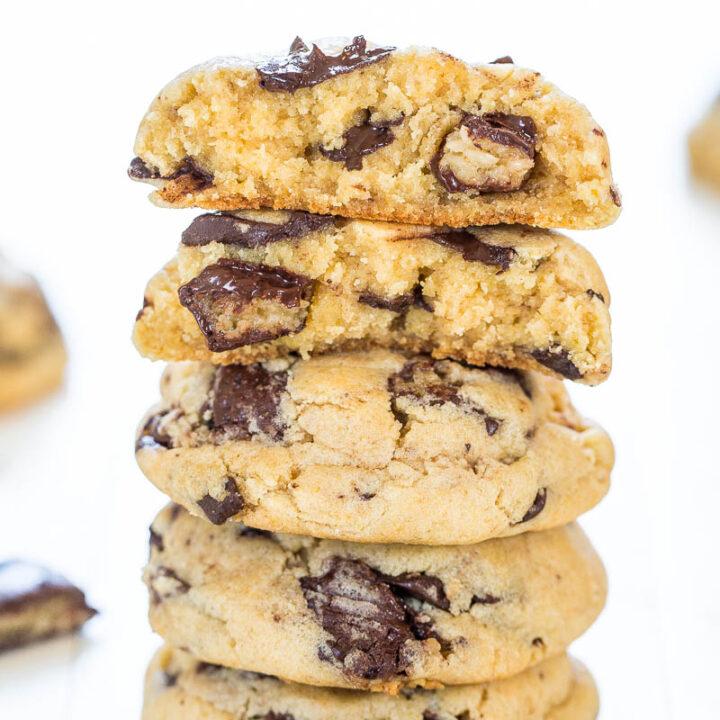 Mounds Bar Chocolate Chunk Cookies