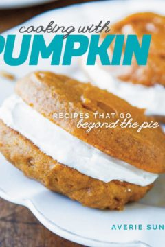 Cooking with Pumpkin – Cookbook Announcement!