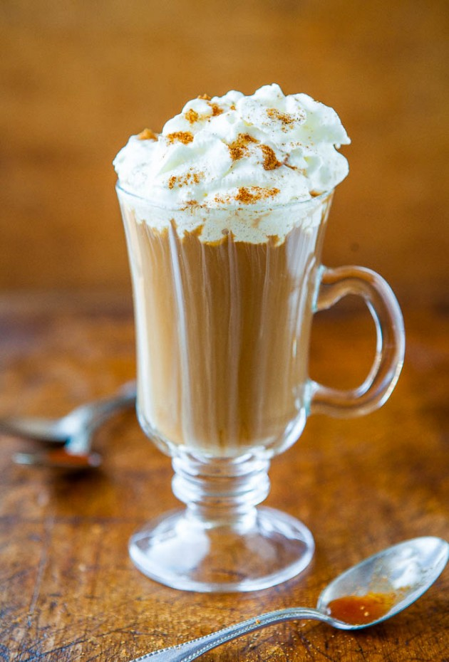 Pumpkin-Spice Latte