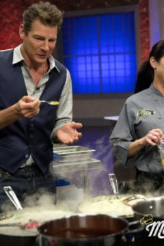 Contestants from On The Menu