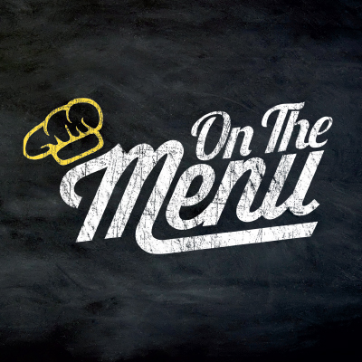 On The Menu graphic