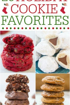 25 Holiday Cookie Favorites