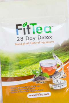 FitTea 28-Day Detox Giveaway
