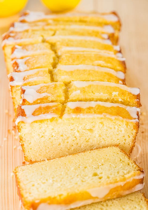 The Best Lemon Loaf Better Than Starbucks Copycat