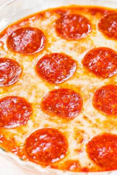 Easy Pizza Dip