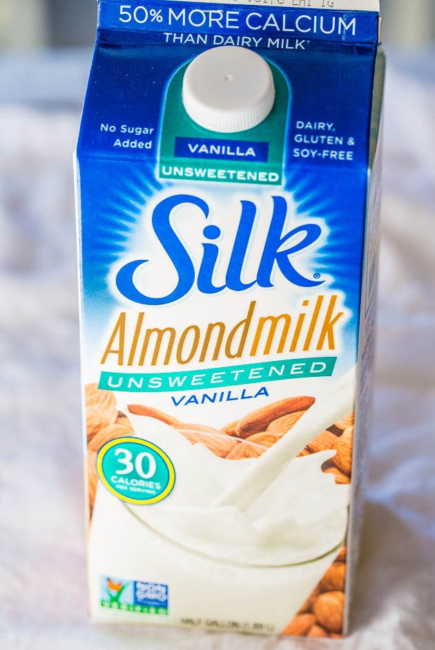 Silk Almond Milk - averiecooks.com