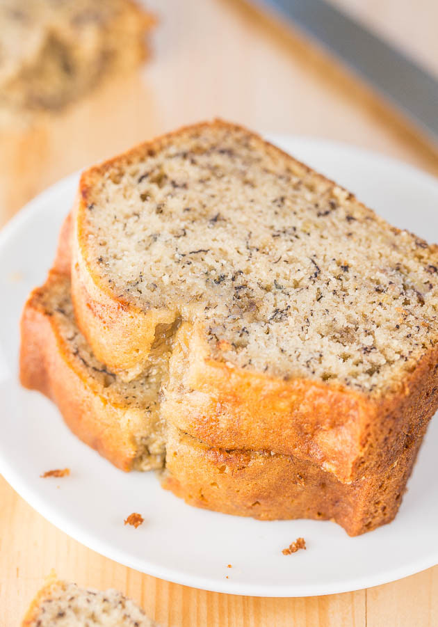 Flours famous banana bread averie cooks flours famous banana bread made with flour bakerys famous recipe to see if it lives forumfinder Gallery
