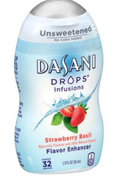 Fun and New Dansani Drops