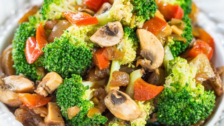 Image result for vegetable stir fry