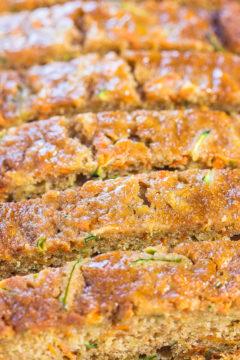 Carrot Zucchini Bread