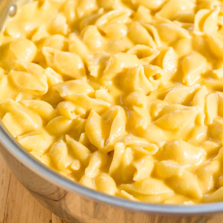 Creamy Stovetop Mac And Cheese 30 Minute Recipe Averie Cooks