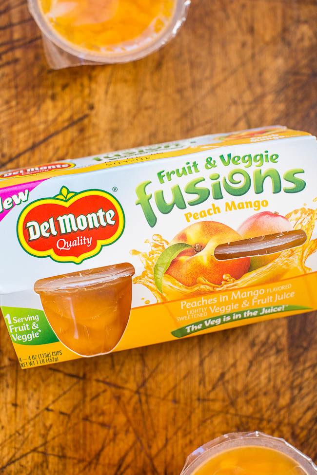 Del Monte Fusions