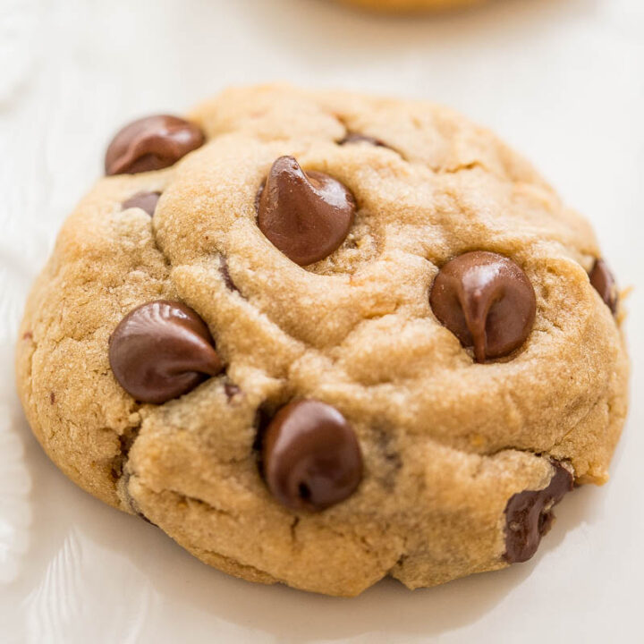 Peter Pan Neverland Chocolate Chip Cookies