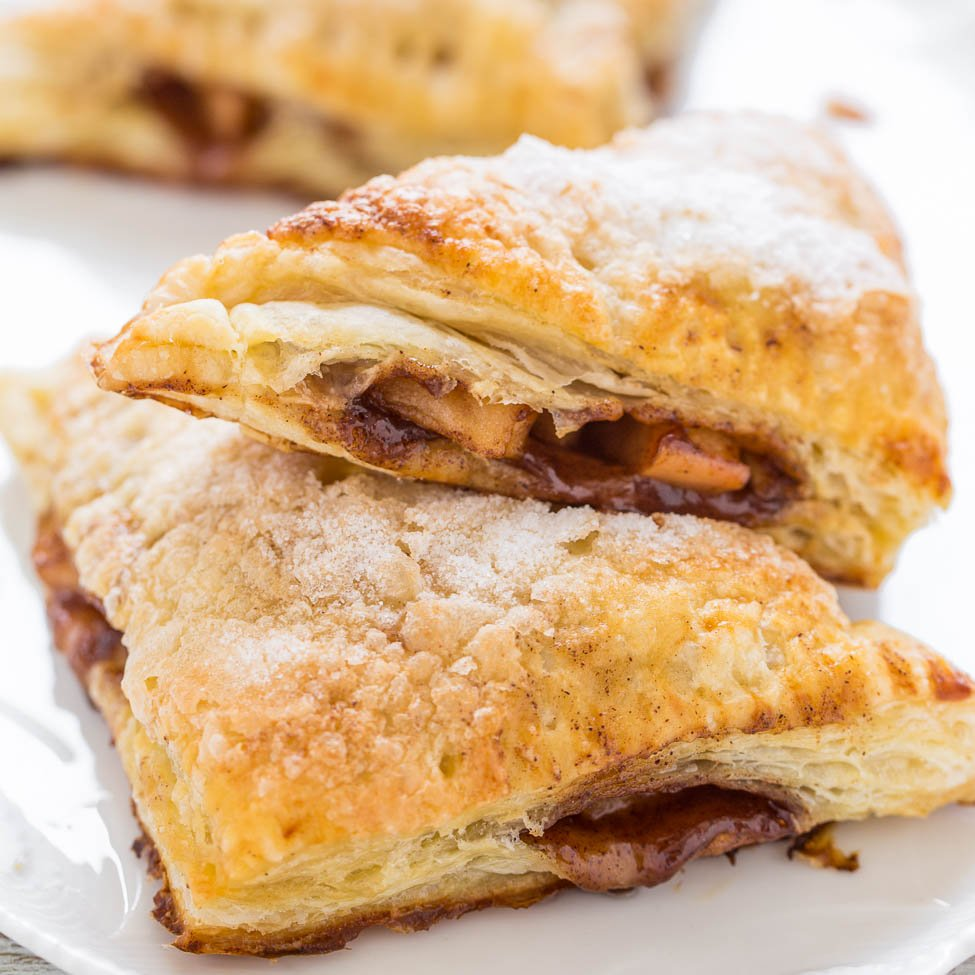Whole Foods Apple Turnover Calories