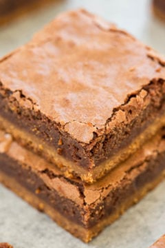 Peanut Butter Brookies