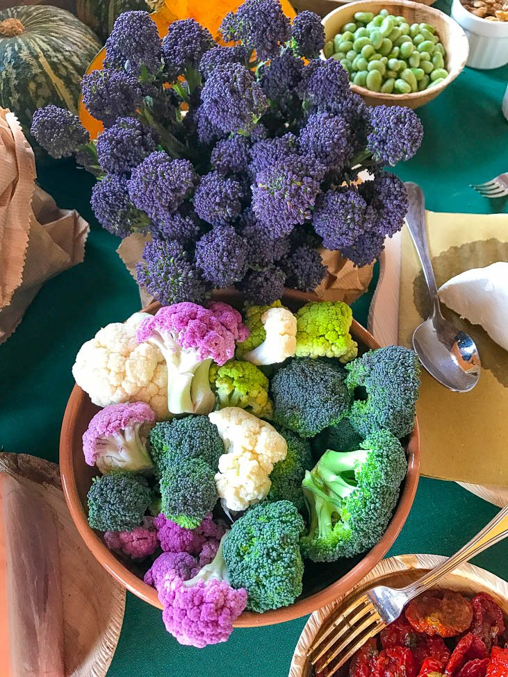 Purple Broccoli