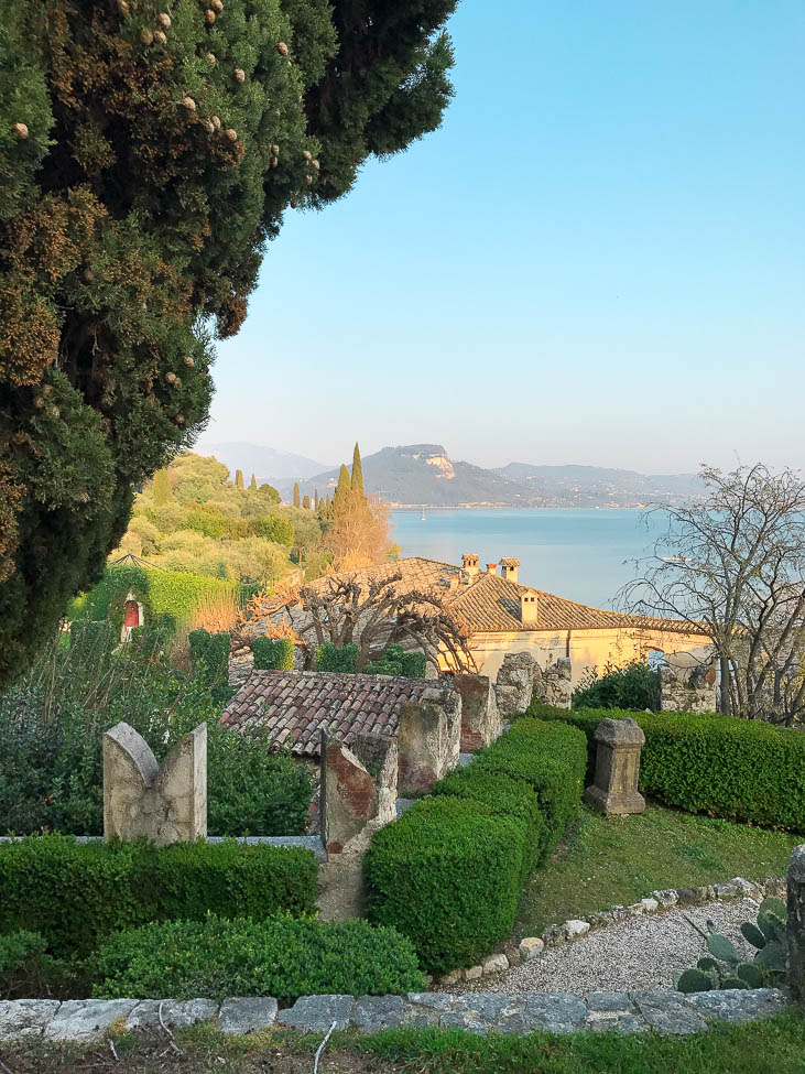 Lake Vigilio, Italy