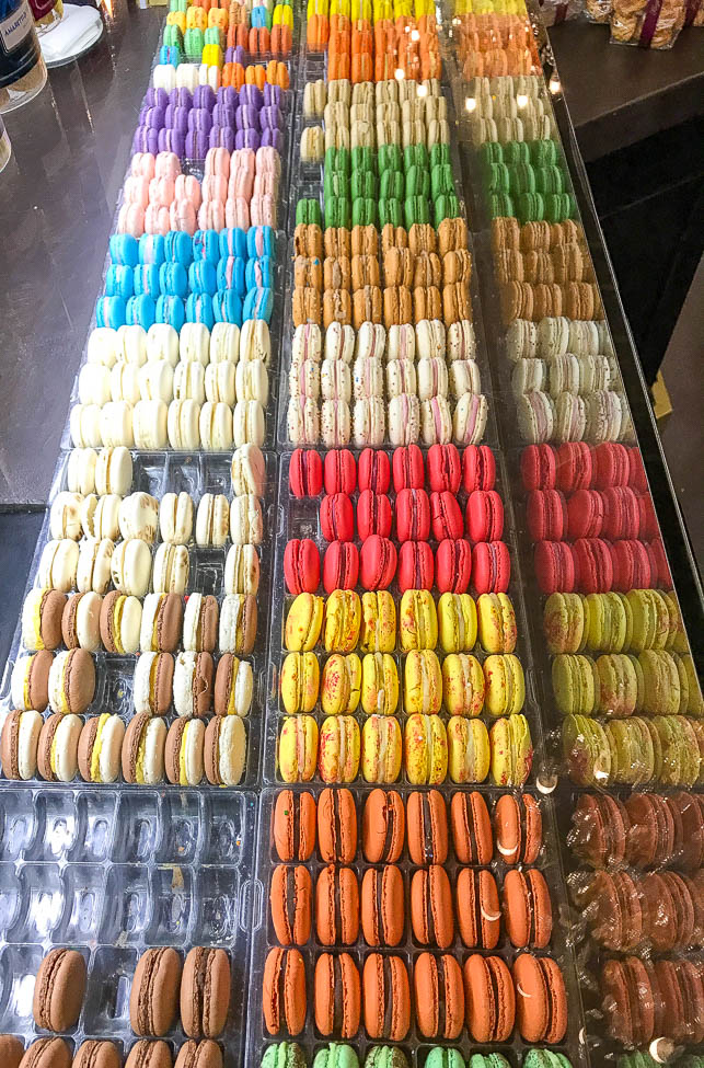 Macarons, Verona Italy