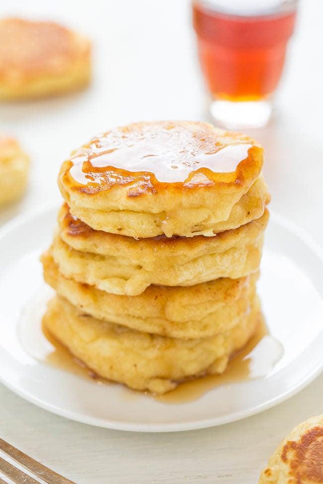 Pumpkin Pancakes From Scratch Food Network