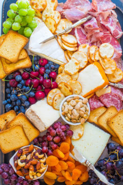 How To Make The Best Cheese Board