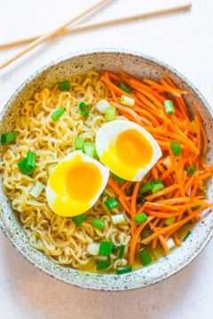 Hangover Helper Ramen