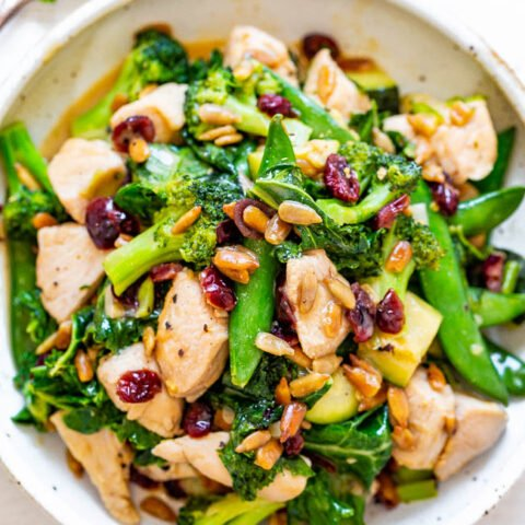 Sunflower Chicken Salad