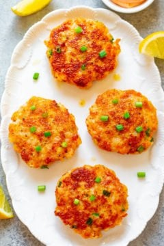 Easy Shrimp Cakes