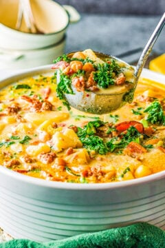 Loaded Zuppa Toscana