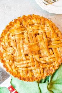 Best Homemade Apple Pie